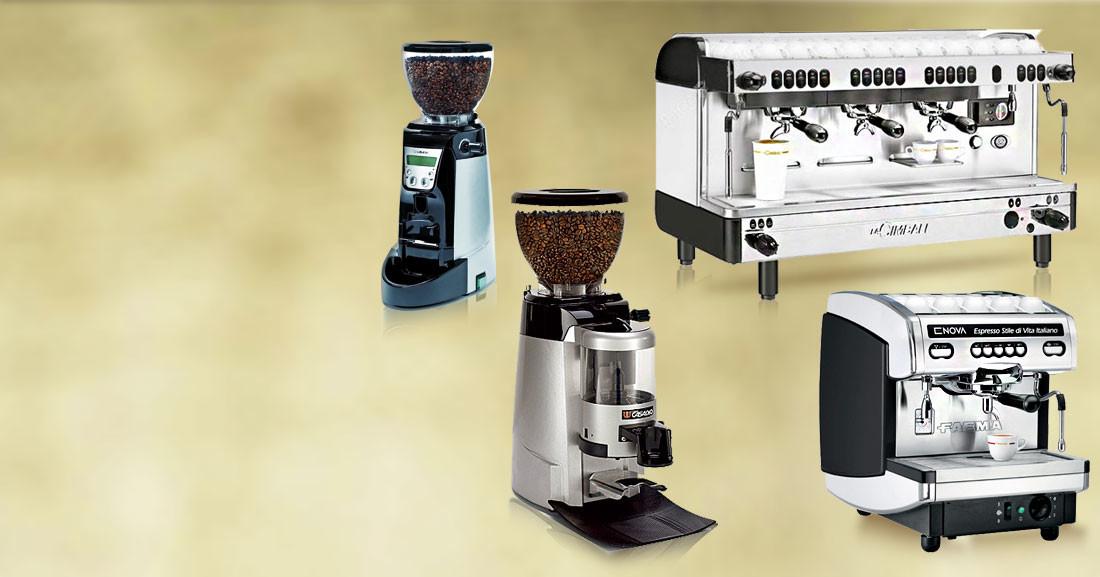 Espresso Machines & Coffee Grinders