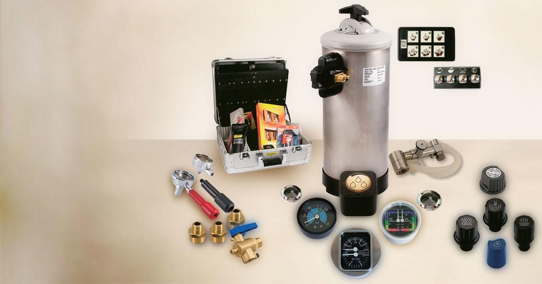 Espresso Machine Parts
